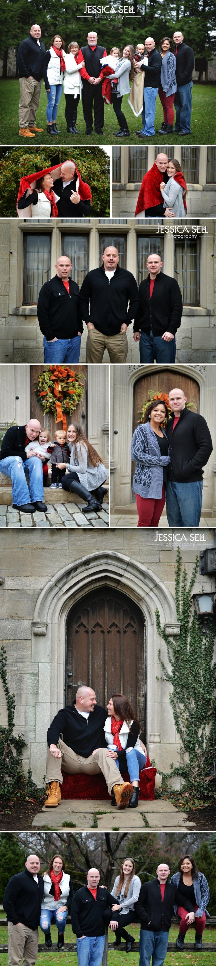 johnston family'
